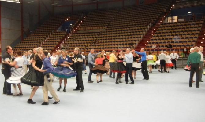klubb dansare oskyddad nära Göteborg